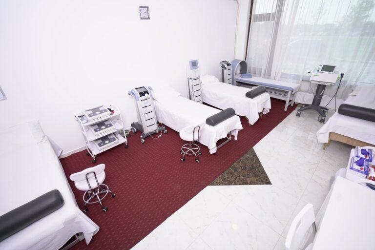 fizioterapie shockwave