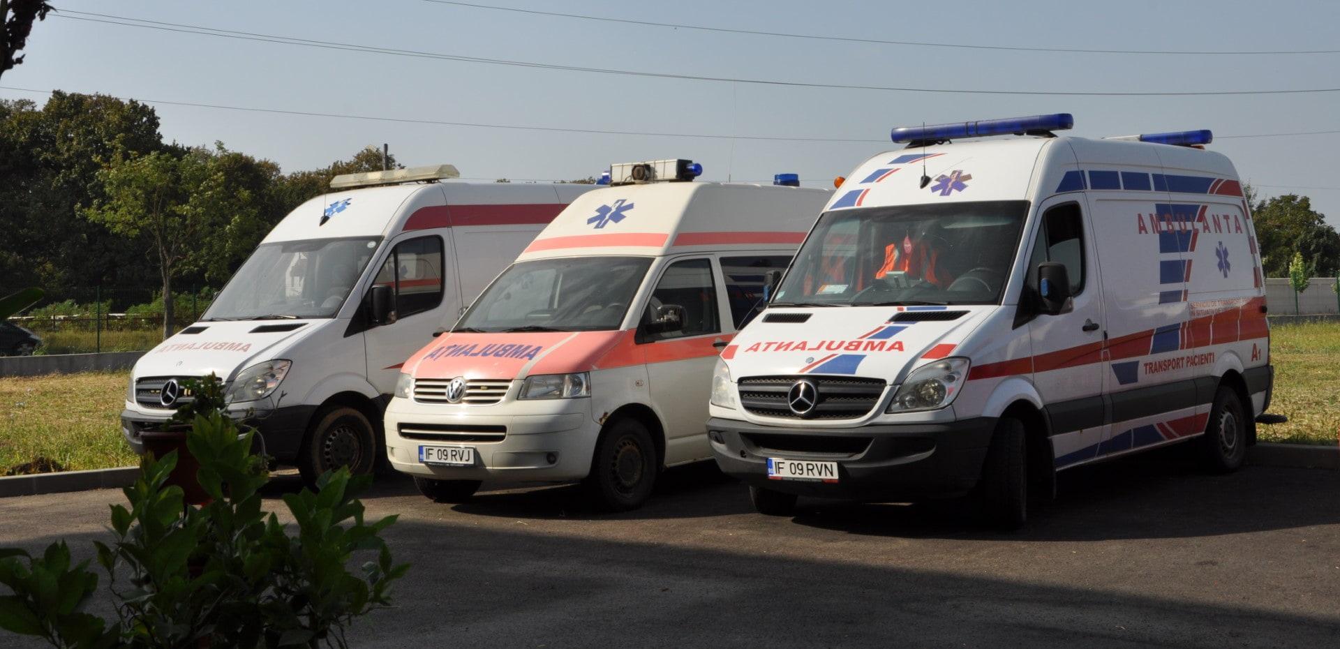 Ambulante recuperare medicala Spitalul Sfantul Sava