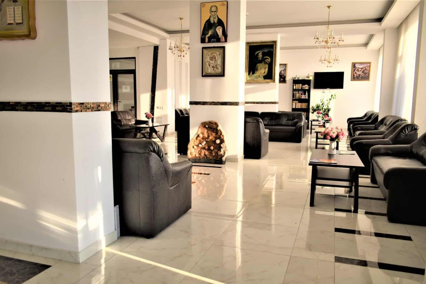 recuperare medicala salon hol Sfantul Sava